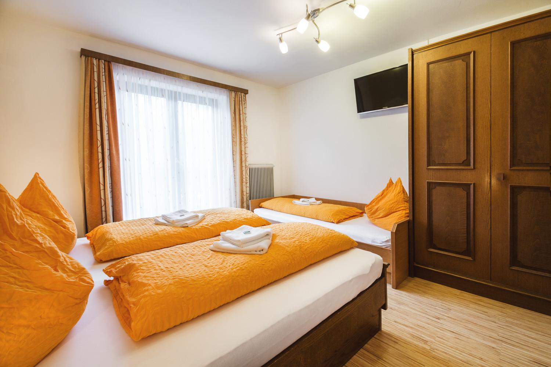 Bauernhof Griesbauer Schlafzimmer Appartement Julia